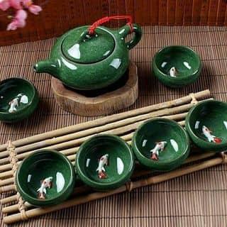 Bộ tách trà hình cá 3D của thienkim0504 tại Tiền Giang - 2255619