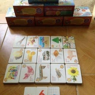 Bộ thẻ học thông minh cho bé của anhphan92 tại Hà Nam - 1612886