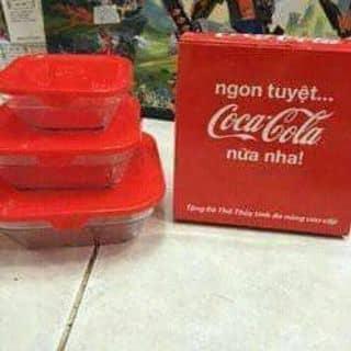 Bộ thố 3 cái coca calo của moingayniemvui tại Shop online, Huyện Phú Hoà, Phú Yên - 3171626