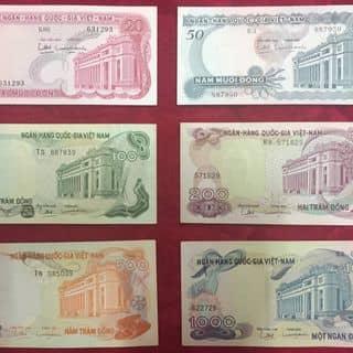 Bộ tiền Hoa văn phát hành năm 1969 của caubadola tại Thành phố Thái Nguyên, Thành Phố Thái Nguyên, Thái Nguyên - 3042673