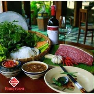 Bò tơ nướng tảng của shinchi tại D11 Trần Nhật Duật, Thành Phố Buôn Ma Thuột, Đắk Lắk - 1039399