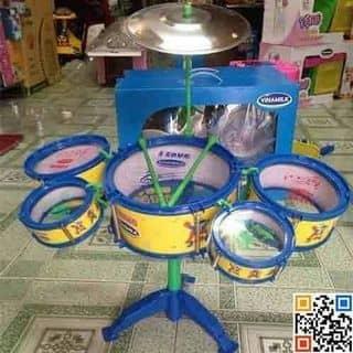 Bộ trống cá tinh cho bé của hochangnguyen tại Shop online, Huyện Đắk Mil, Đắk Nông - 841019