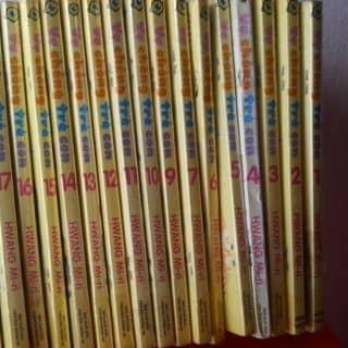 Bộ truyện tranh Vợ chồng trẻ con của Hwang Mi Ri của nuhiennguyen tại Đà Nẵng - 722824