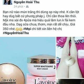 body cream của thuphuong191 tại Hà Tĩnh - 1678802