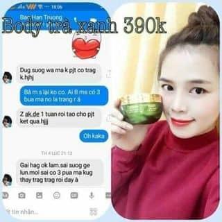 Body trà xanh của leduy181 tại Phú Yên - 2016422