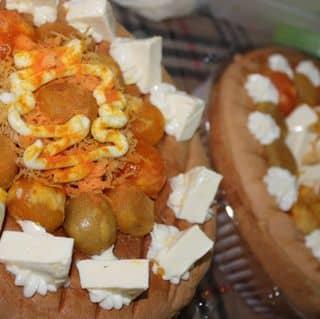 Bông lan ổ tròn trứng muối chà bông phô mai  của anhthu.luxurious tại 0932229503, 23/6 Đồng Xoài, phường 13, Quận Tân Bình, Hồ Chí Minh - 505589