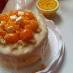 Bông lan trứng muối cốt mềm xốp + thịt + trứng muối + sốt phô mai thơm ngon nhận order cho thứ 6