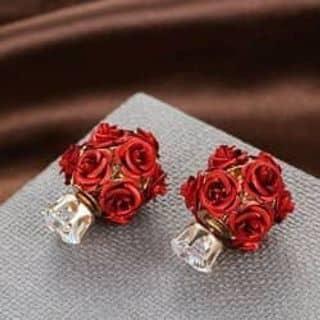 Bông tai hoa hồng của dinhdinhdandan2000 tại Hồ Chí Minh - 3185370