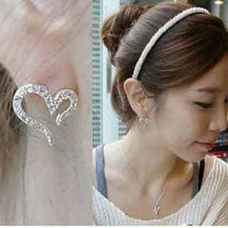 bông tai trái tim của kocnice tại Quảng Bình - 2219979