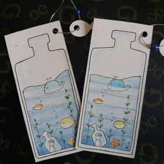 Bookmark Handmade Đại dương nhỏ của tamtam247 tại Hồ Chí Minh - 3179574