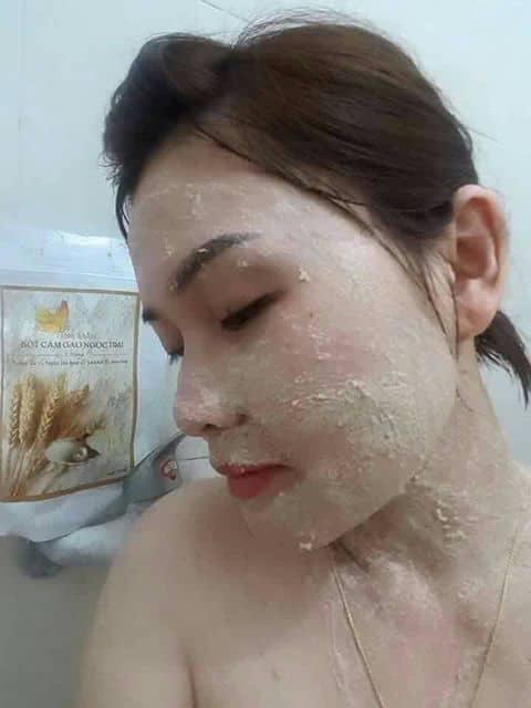 Bột cám gạo ngọc trai Linh Nhâm - 1186620 thuydinh24 - Gogi House - Quán Nướng Hàn Quốc - Hai Bà Trưng - 22B Hai Bà Trưng, Quận Hoàn Kiếm, Hà Nội
