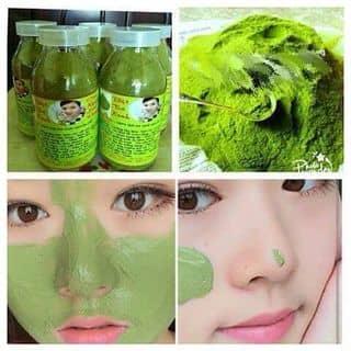 Bột trà xanh làm đẹp của regrets tại Shop online, Huyện Nghi Xuân, Hà Tĩnh - 900429