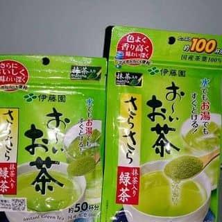 Bột trà xanh Nhật Bản của thunho3 tại Vĩnh Phúc - 895789