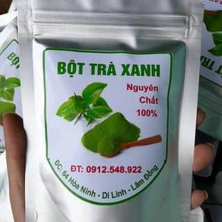 bột trà xanh thiên nhiên của nongngocphuong1 tại Lâm Đồng - 3626717