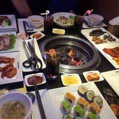 Buffet đồ nướng  của Thùy Dungg tại Seoul Garden - Buffet Lẩu & Nướng - Trần Hưng Đạo - 1687786