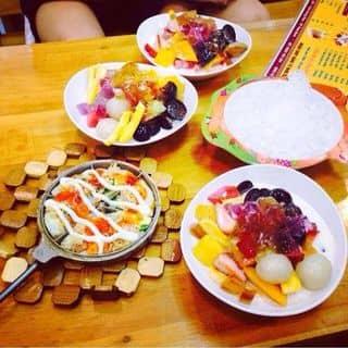 Buffet hoa quả tươi  của tio387tranhungdao tại 387 Trần Hưng Đạo, Thành Phố Thái Bình, Thái Bình - 950472