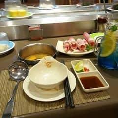 Buffet Lẩu Nhật của Chi Yulee tại Lẩu Băng Chuyền Kichi Kichi - Royal City - 1943602