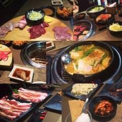 Buffet lẩu nướng của Trang Do tại Sumo BBQ - Vincom Bà Triệu - 1458062
