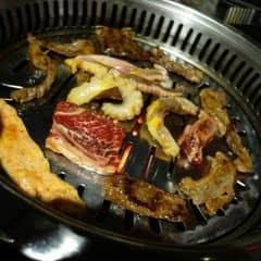 Buffet lẩu và nướng của Cường Lê tại Hana BBQ & Hot Pot Buffet - Phan Văn Trị - 168064