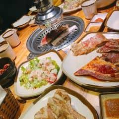 Buffet nướng của Diep Linh Tran tại Gogi House - The Yard - 2450020
