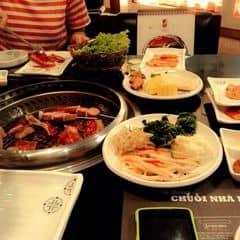 Buffet nướng của Laxy Thủy tại King BBQ - Vincom Center - 826819