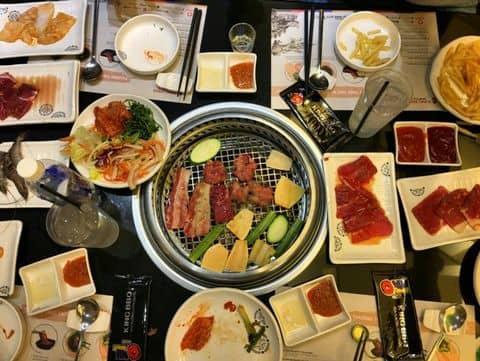 Buffet nướng - 206096 michellenguyen2810 - King BBQ Buffet – AEON Tân Phú - Aeon Mall Tân Phú, Quận Tân Phú, Hồ Chí Minh