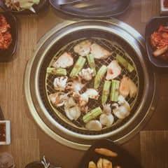 Buffet nướng của Mel Trần tại Sumo BBQ - Nguyễn Đình Chiểu - Buffet Nướng & Lẩu - 374400