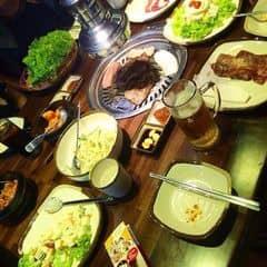 Buffet nướng của Phương Sâu tại Gogi House - Hanoi Creative City - 434478
