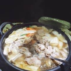 Lẩu Bulgogi siêu ngon 😭😭 Nước dùng thật sự rất đậm vị, ở đây đến miến cũng ngon lạ thường 😂😂 Buffet nướng lẩu là 299k/1ng được free pepsi tươi nha :))) #thatthemthuong