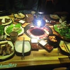 Buffet nướng lẩu của Linh Milk tại Gogi House - The Yard - 1667774