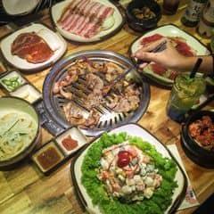 Buffet thịt nướng của Hà Cường Sơn tại Gogi House - The Yard - 2171660
