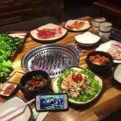 Buffet thịt nướng của Sa Hoàng tại Gogi House - Quán Nướng Hàn Quốc - Hai Bà Trưng - 2684548