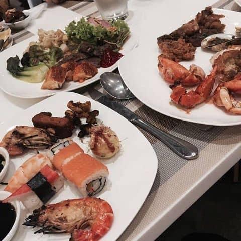buffet tối cuối tuần - 134186 littlecat.2212 - Nhà Hàng Buffet Hoàng Yến - Bitexco - 2 Hải Triều, Quận 1, Hồ Chí Minh