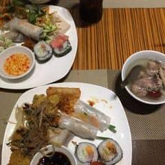 buffet tối cuối tuần của An Thuỳ tại Nhà Hàng Buffet Hoàng Yến - Bitexco - 171564
