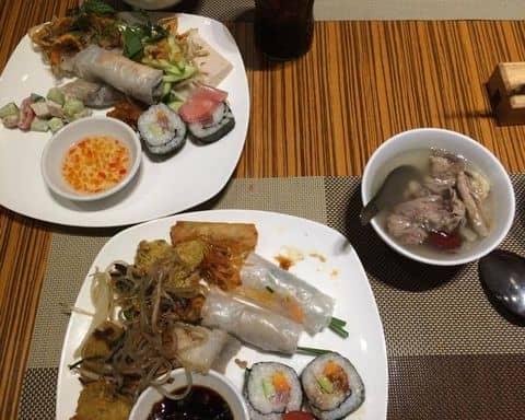 Buffet tối cuối tuần - 171564 anthuy3 - Nhà Hàng Buffet Hoàng Yến - Bitexco - 2 Hải Triều, Quận 1, Hồ Chí Minh