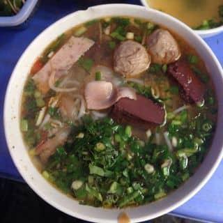 Khu ăn uống Chung cư Nguyễn Thị Định