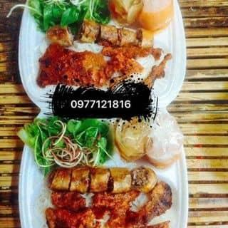 Bún chả nướng chả cuốn của tranghuong15 tại Thành Phố Vinh, Nghệ An - 2927555