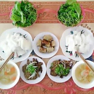 Bún chả thịt nướng Nem lụi Mai Trang của nemluimaitrang tại 66 Máy Tơ, Ngô Quyền, Thành Phố Nam Định, Nam Định - 1461626