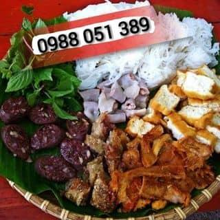 Bún đậu cầu treo của bely10 tại Vườn cam, Thị Xã Cao Bằng, Cao Bằng - 1098368