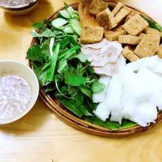 Bún đậu mắm tôm của khanhu1212 tại 102/1B Cống Quỳnh, Phạm Ngũ Lão, Quận 1, Hồ Chí Minh - 2085448