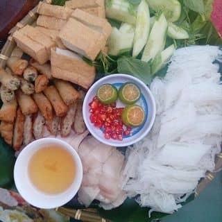 Bún dậu mắm tôm của bundau6 tại Trần Hưng Đạo, Phú Mỹ, Huyện Tân Thành, Bà Rịa - Vũng Tàu - 5327459