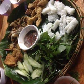 Bún đậu mắm tôm của hca323558 tại 316 - 318 Hải Phòng, Thanh Khê, Quận Thanh Khê, Đà Nẵng - 714394