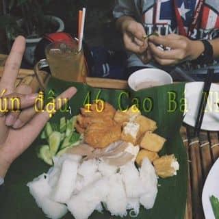 Bún đậu mắm tôm của qiongp tại 46 Cao Bá Nhạ, Quận 1, Hồ Chí Minh - 2074160