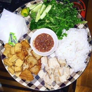Bún đậu mắm tôm của ngocanh923 tại 110 Hàm Nghi, Thành Phố Hà Tĩnh, Hà Tĩnh - 1209021