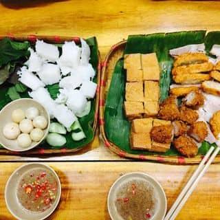 bún đậu mắm tôm đầy đủ của vananh108666 tại 25 Ngô Văn Sở, Tân An, Quận Ninh Kiều, Cần Thơ - 1675681