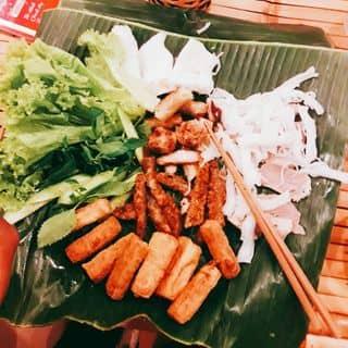 bún đậu mắm tôm đầy đủ+bún đậu mắm tôm của tranngocsuong tại 221 Trần Phú, Thành Phố Buôn Ma Thuột, Đắk Lắk - 912188