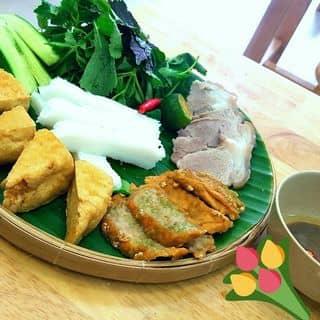 bún đậu mắm tôm quận 4 của mrchienonline tại 28 Xóm Chiếu, phường 14, Quận 4, Hồ Chí Minh - 2449242