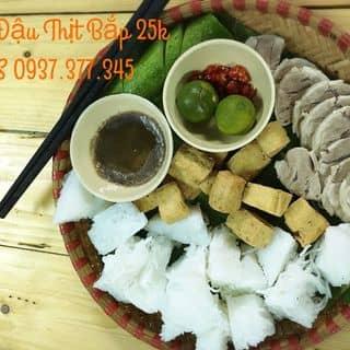 Bún Đậu Nem Rán  của ngocnguyen292 tại 279 Tô Ngọc Vân, Tam Phú, Quận Thủ Đức, Hồ Chí Minh - 318462