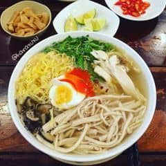 Image result for bun thang quan cu