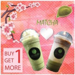 Buy 1 get 1 Matcha của binhthu1 tại 523 Âu Cơ, Phú Trung, Quận Tân Phú, Hồ Chí Minh - 2463655
